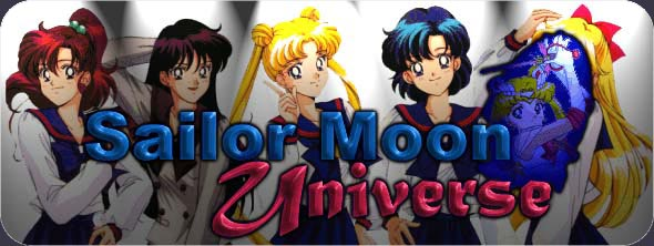 Welcome to the 'Sailor Moon Universe'